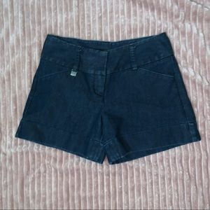 Jean shorts from Express